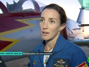 piloto mujer