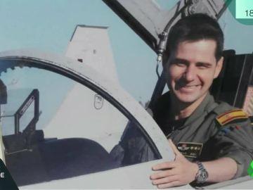 Borja Aybar, el piloto fallecido tras estrellarse con un caza en Albacete