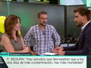 Paco Segura, de 'Ecologistas en acción'