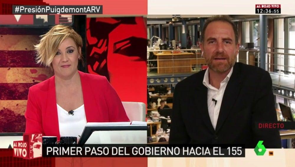 Enric Hernández, director de 'El Periódico de Catalunya'