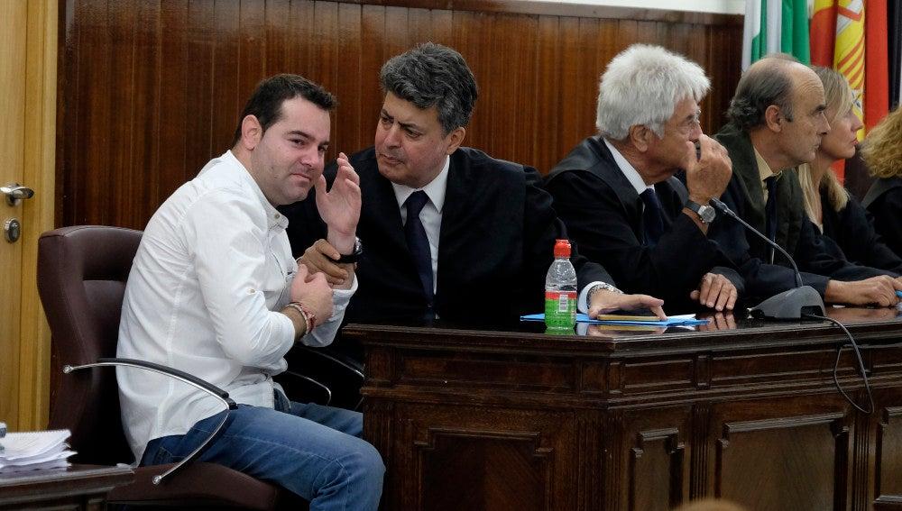 F.J.M. (i), el único acusado por el doble crimen de Almonte (Huelva)