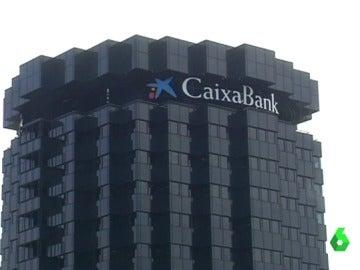 Sede de CaixaBank en Cataluña