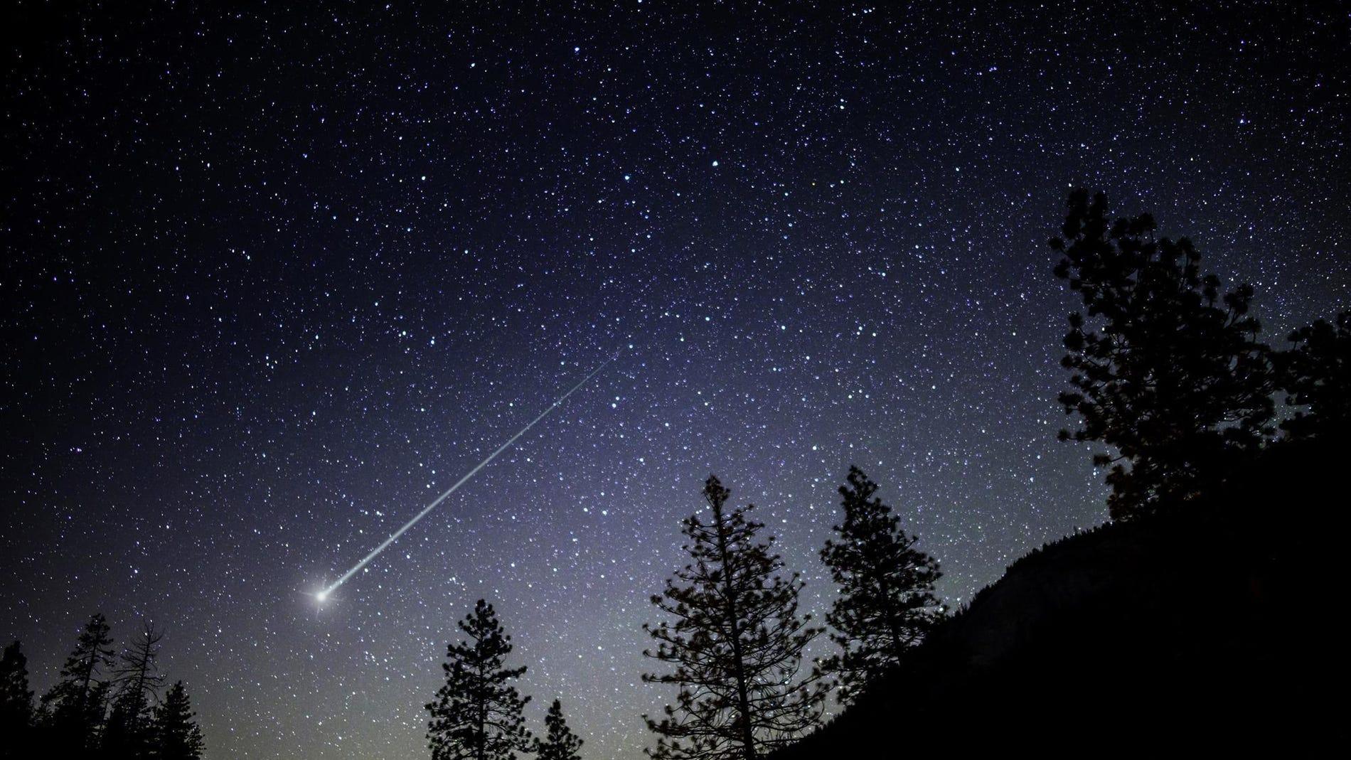 Calendario astronómico de primavera: Habrá cuatro lluvias de estrellas que  podrás ver en el cielo antes del verano