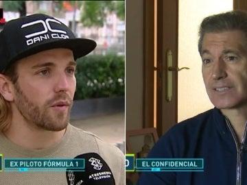 Dani Clos y Javier Rubio