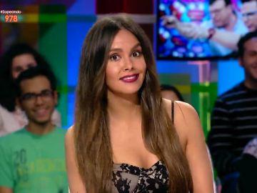 Cristina Pedroche reacciona al 'zasca' de Miki Nadal