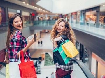 De compras con María Valdés