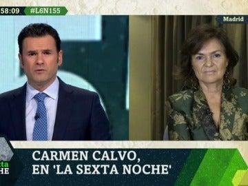 Secretaria de Igualdad del PSOE, Carmen Calvo