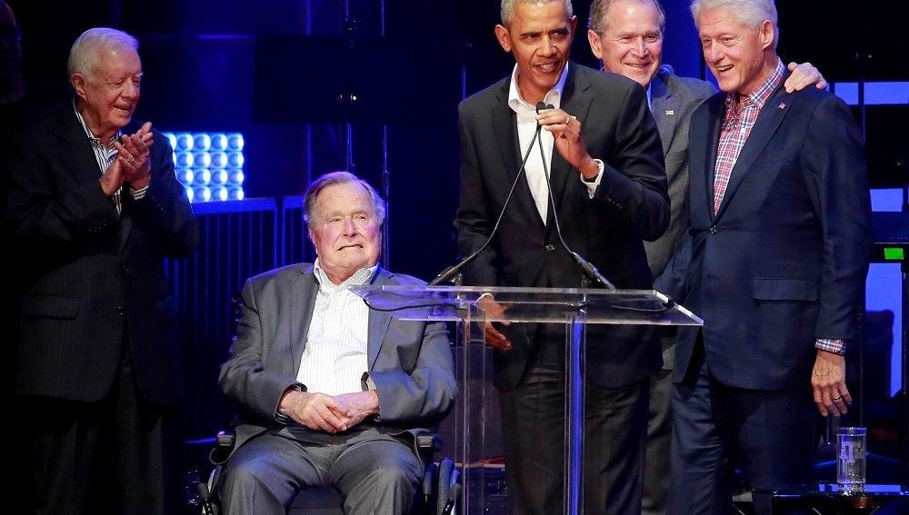 Expresidentes de EEUU