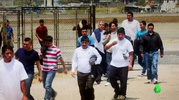 Imágenes de deportados de EEUU llegando a Guatemala