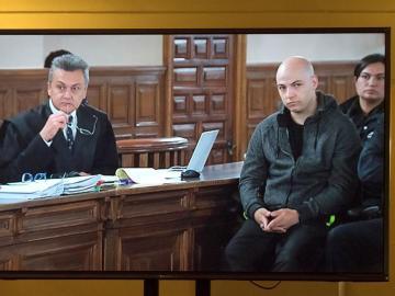 Sergio Morate se niega a declarar en el juicio por la muerte de Marina y Laura