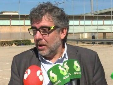 """Jordi Pina, Abogado de Jordi Sànchez: """"Los 'Viva España' que le gritaron en prisión no son ninguna agresión"""""""