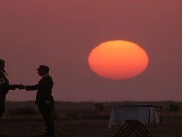 El sol gaditano que conquistó a Spielberg y enomoró a John Baker: Trebujena celebra los 30 años de 'El Imperio del Sol'