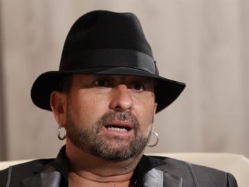 El cantautor José Luis Figuereo, 'El Barrio'