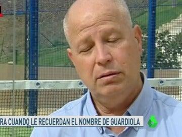 """Javier Imbroda, sobre Guardiola: """"Hablar de España como país opresor... no sé dónde ha vivido"""""""