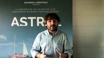 """El discurso de Évole sobre el drama de los refugiados tras el Premio Iris de Astral: """"Tenemos que dejar de mirar hacia otro lado"""""""