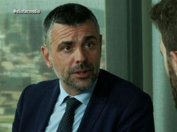 Gonzo entrevista a Santi Vila en El Intermedio