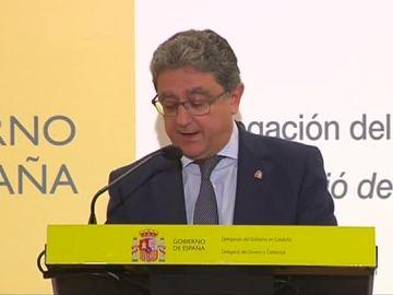Enric Millo, delegado de Gobierno en Cataluña