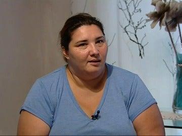 Amalia sufrió abusos sexuales en la infancia