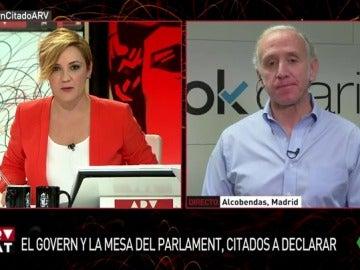 Eduardo Inda, director de 'OKdiario.com'