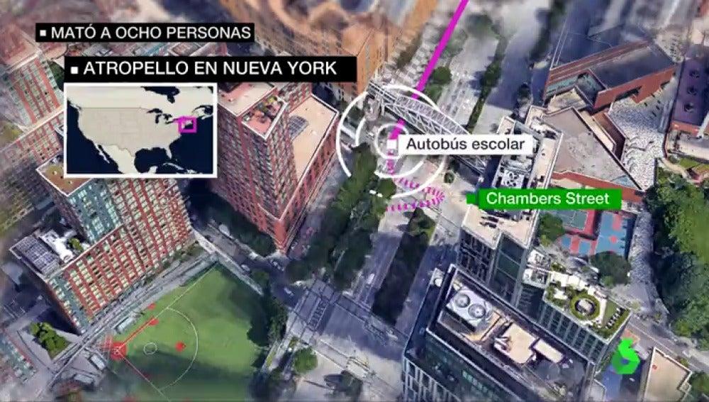 atentado NY