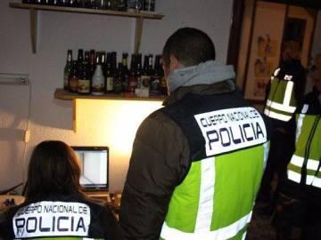 Operación contra la pornografía infantil (Archivo)