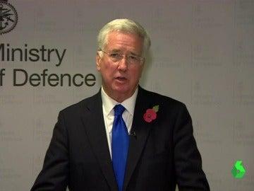 Michael Falolon, ministro británico