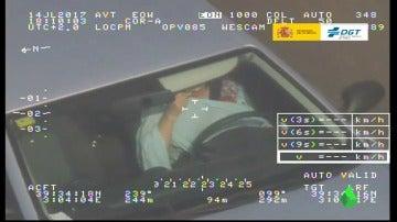 La DGT caza a casi 22.000 conductores saltándose las normas de tráfico en carreteras convencionales