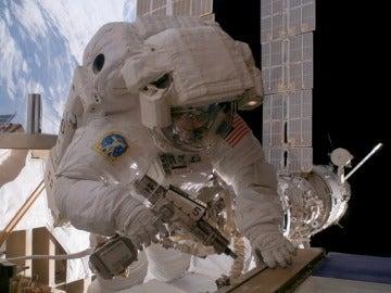 El mejor laboratorio para analizar el envejecimiento está en el espacio