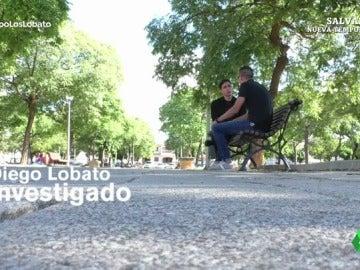 """Equipo de Investigación logra entrevistar a Diego Lobato Jr.: """"No veo capaz a mi familia de cometer esos delitos"""""""