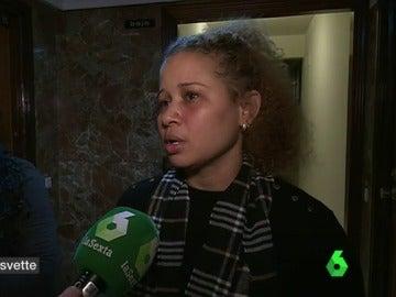 Madre de la joven asesinada en el madrileño barrio de Tetuán