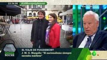 José Manuel García-Margallo en laSexta Noche
