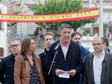 """Albiol (PP) pide dejar de hablar de Puigdemont: """"Es el pasado"""""""