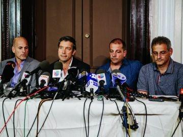 Los cuatro amigos argentinos que resultaron ilesos tras el atentado en Nueva York