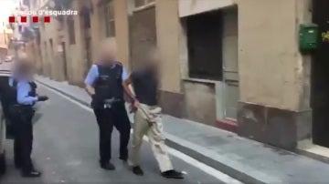 El Agresor Sexual detenido