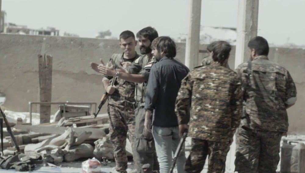 Jordi Évole en Raqqa