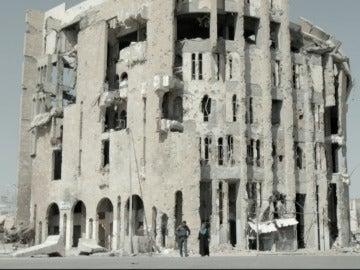 Edificio en Mosul