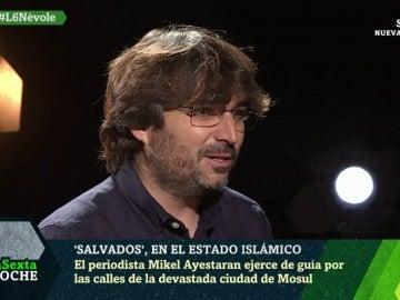 Jordi Évole habla en laSexta Noche sobre la vuelta de Salvados