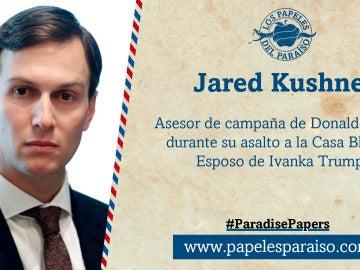 Jared Kushner, asesor de campaña y yerno de Trump
