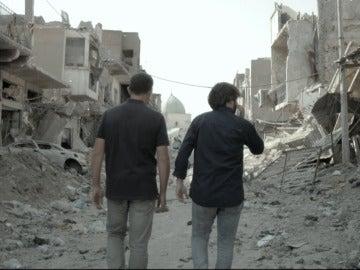 Jordi Évole en Mosul