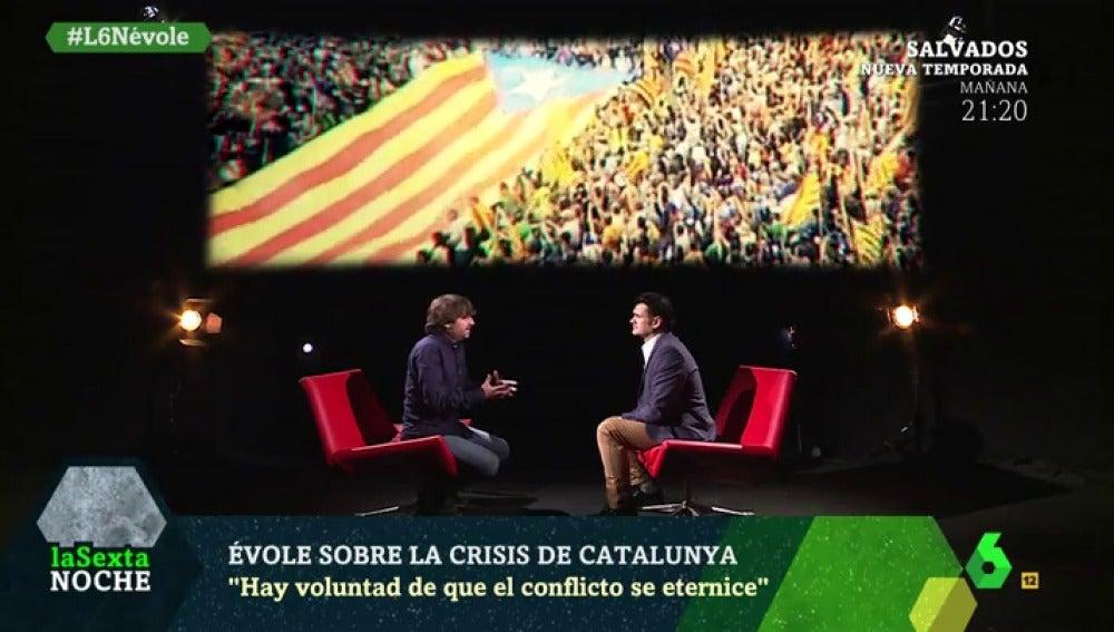 Jordi Évole habla con Iñaki López
