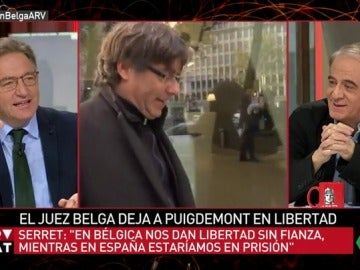 Carlos Segovia e Ignacio Cembrero en ARV
