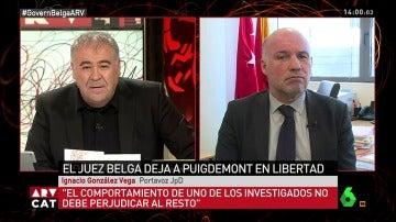 González Vega en ARV