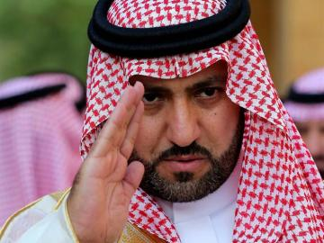 Uno de los príncipes saudíes detenidos en la operación contra la corrupción