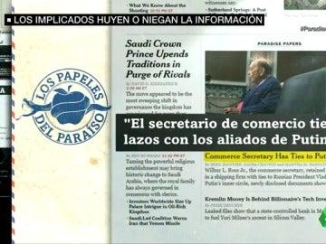 Isabel II, Juan Manuel Santos, el yerno de Trump... los implicados en los Papeles del Paraíso niegan la información