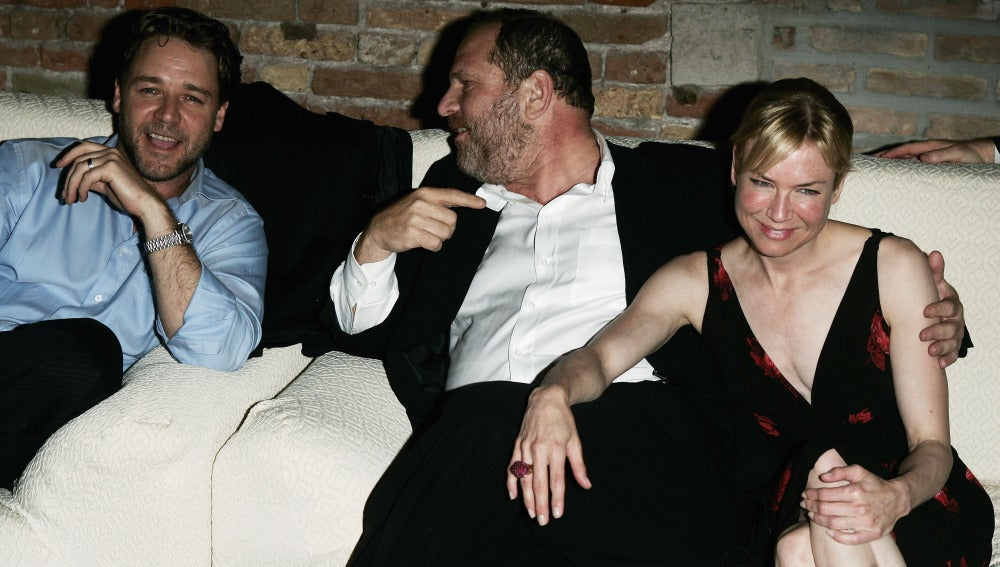 El caso Harvey Weinstein destapa los abusos sexuales en Hollywood