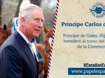 Príncipe Carlos de Inglaterra