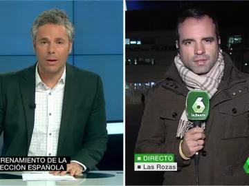 Conexión con Las Rozas con Julio Suárez