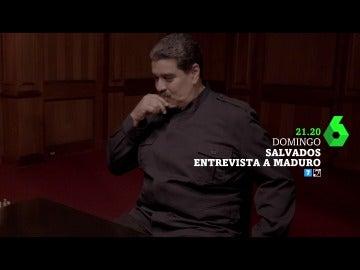 Maduro en Salvados