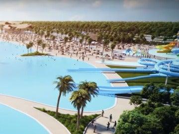 La mayor playa artificial de Europa estará en Guadalajara