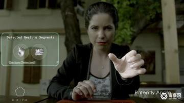 Detección de gestos